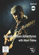 Adam Palma Acoustic Blues Adventures
